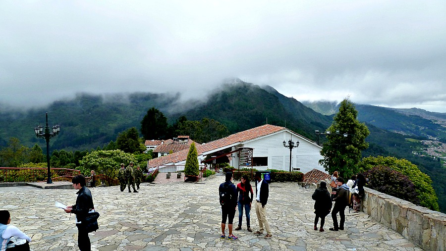 Doen in Bogotá: Monserrate - openingstijden