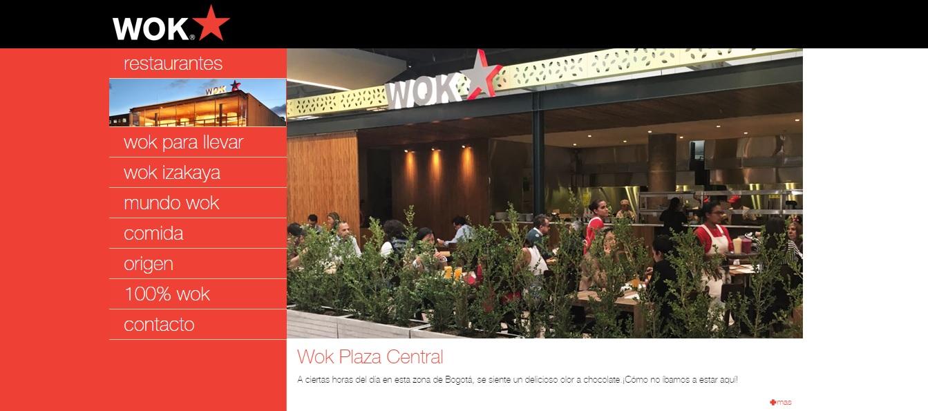 Wok Bogotá - Uiteten in Colombia