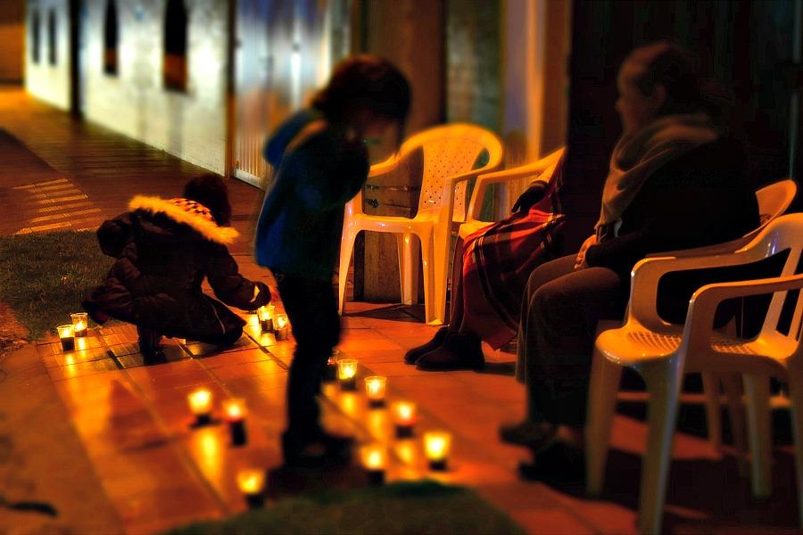 Colombiaanse tradities met kerst