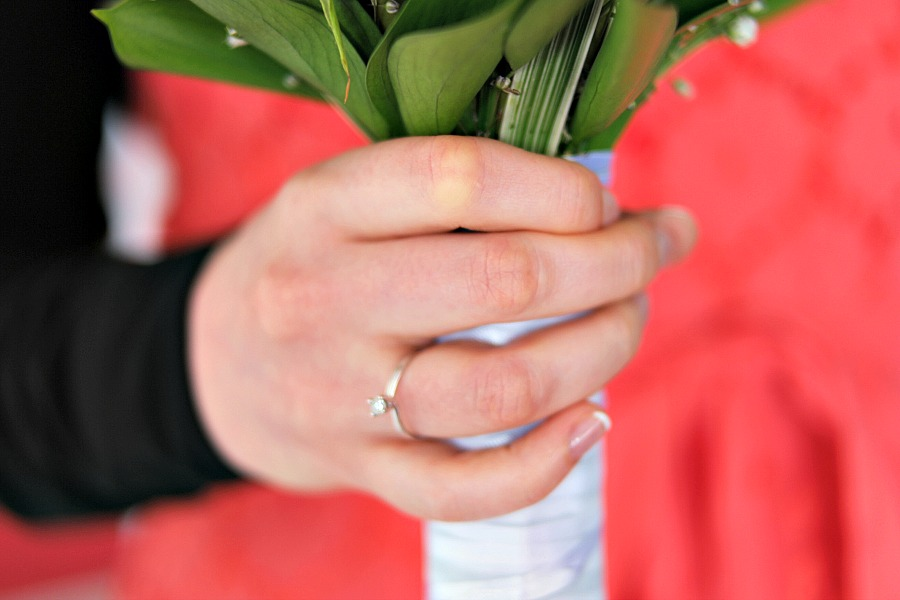 Trouwfoto's - trouwen in het buitenland