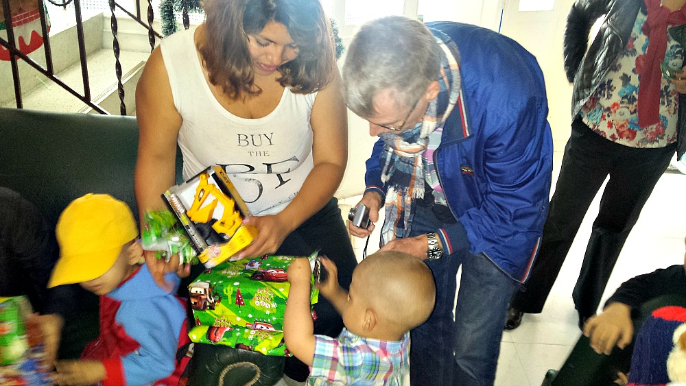 Cadeautjes voor kinderen met kanker