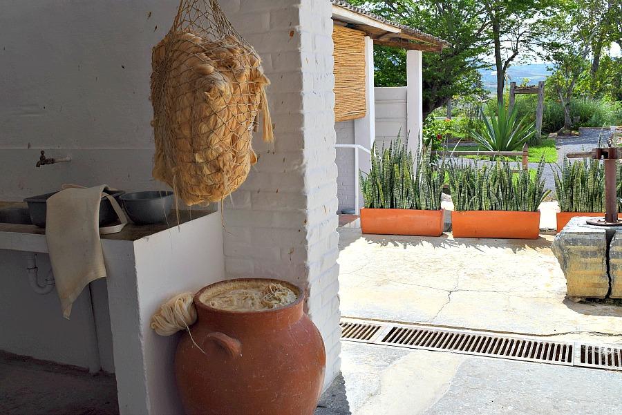 Papier maken - Barichara - Colombia