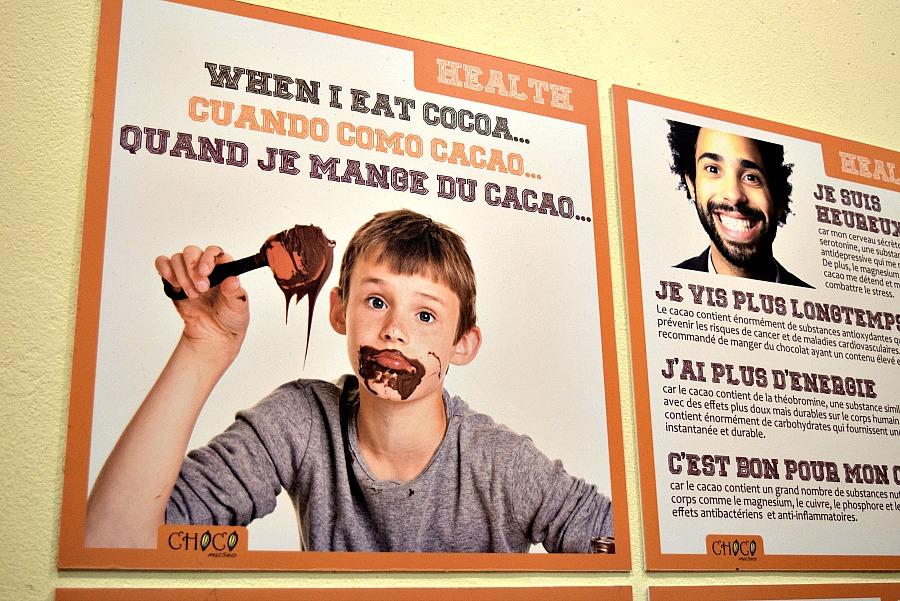 Hoe gezond is chocola