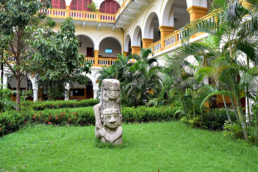 5 tips om te doen in Cartagena: Universidad de Cartagena