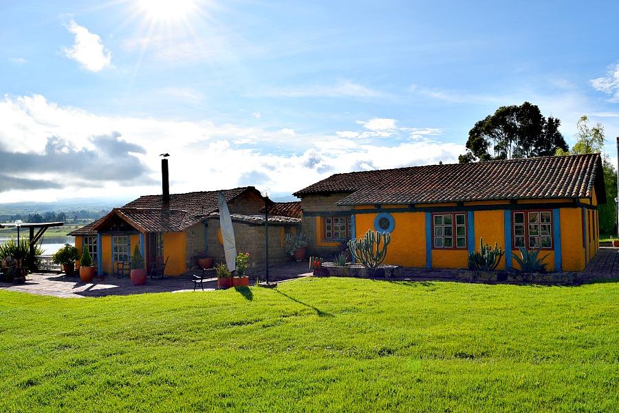 Hotel Colombia: Casa Yerbabuena Boyacá