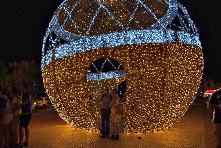 Kerst in Colombia - Cartagena