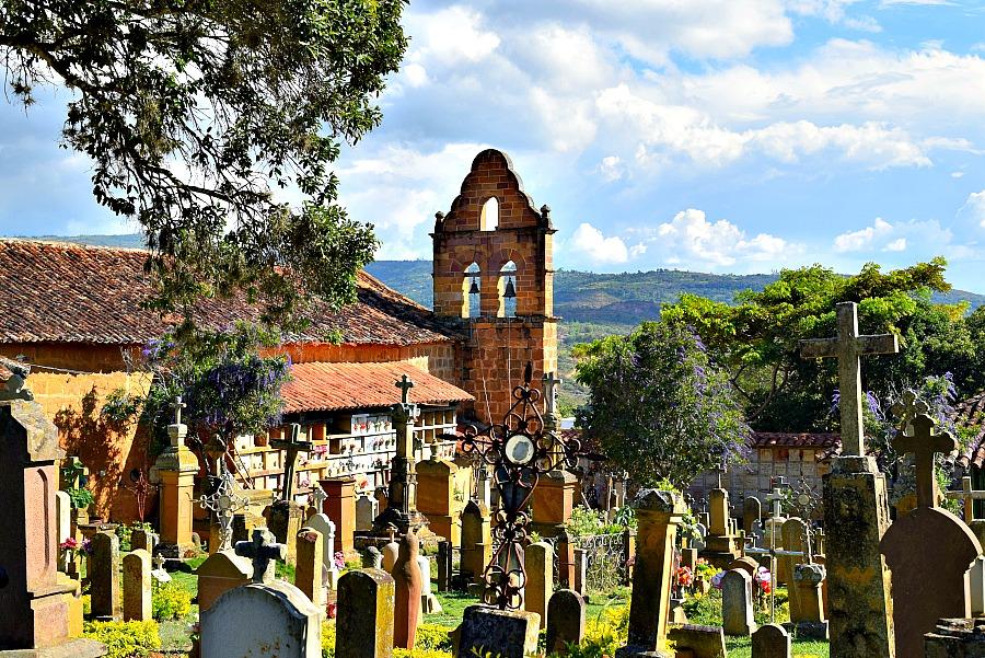 Wat te doen in Barichara: begraafplaats