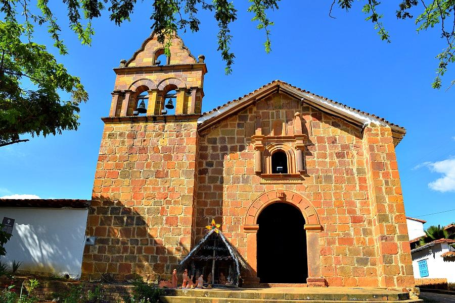 Wat te doen in Barichara: Capilla de Jesus