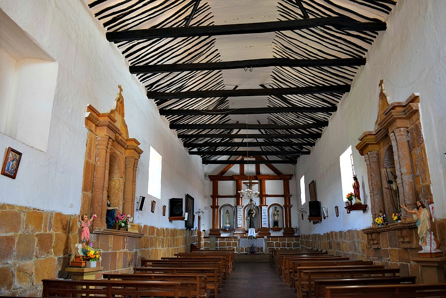 Wat te doen in Barichara: Capilla de San Antonio