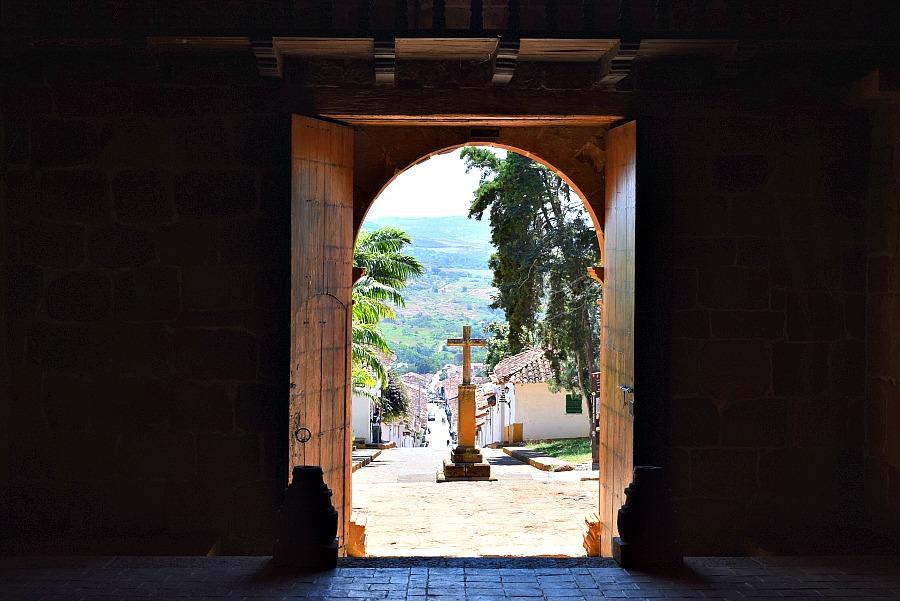 Wat te doen in Barichara: Capilla de Santa Barbara