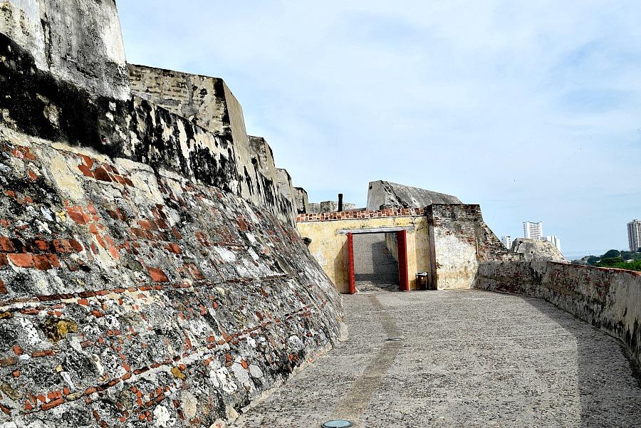Bezienswaardigheden Cartagena: Castillo de San Felipe
