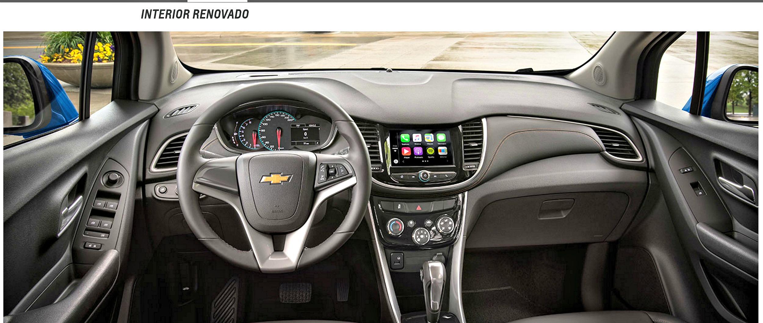 Chevrolet binnenkant