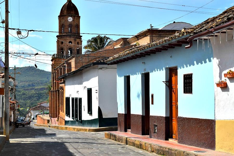 San Gil - Curití