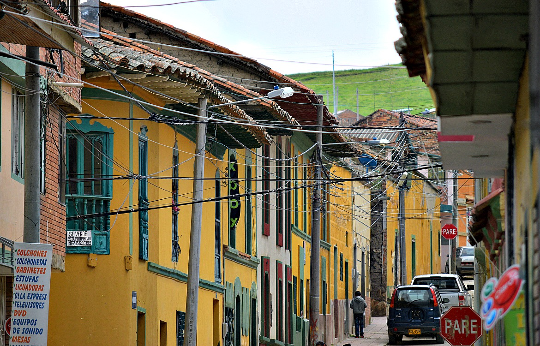 50 tinten Colombia #2 - Toca