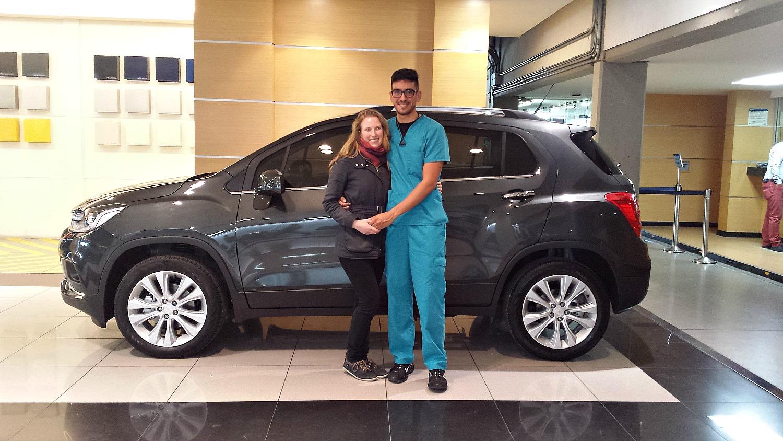 Nieuwe auto kopen in Colombia