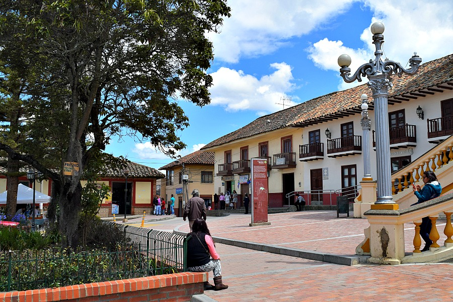Off the beaten track Colombia Cundinamarca - Guasca