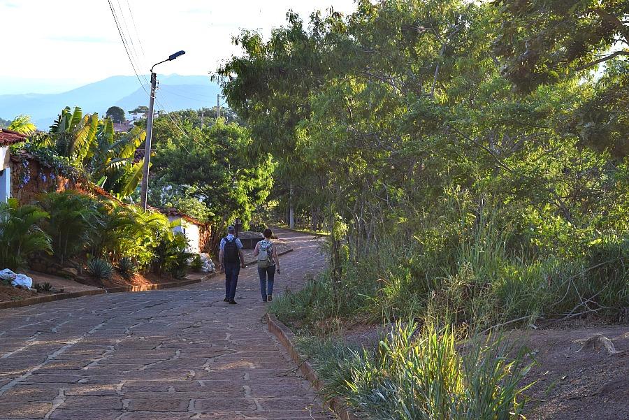 Wat te doen in Barichara: uitzicht