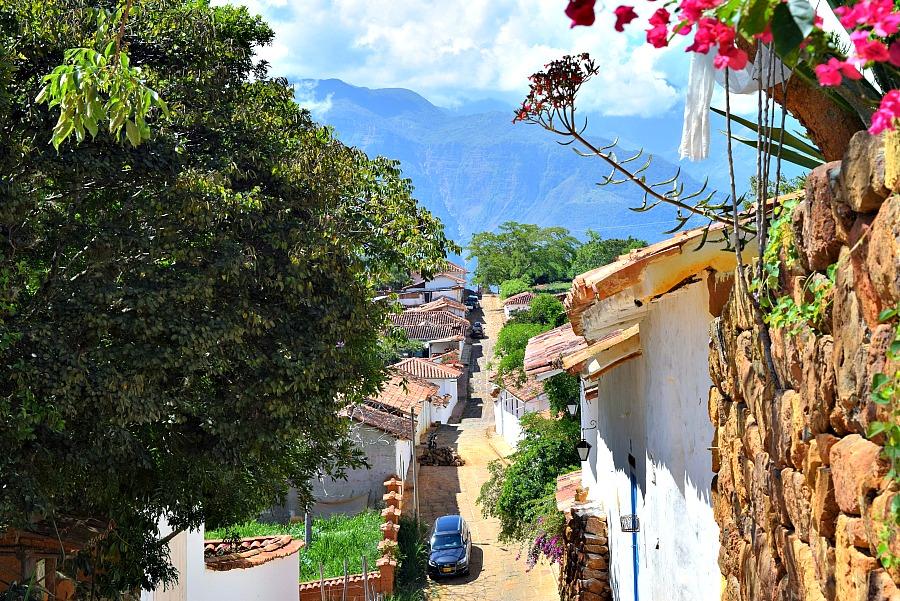Wat te doen in Barichara: wandelen