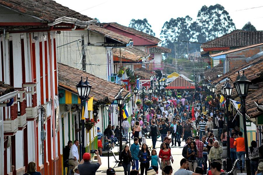 Calle Real Salento