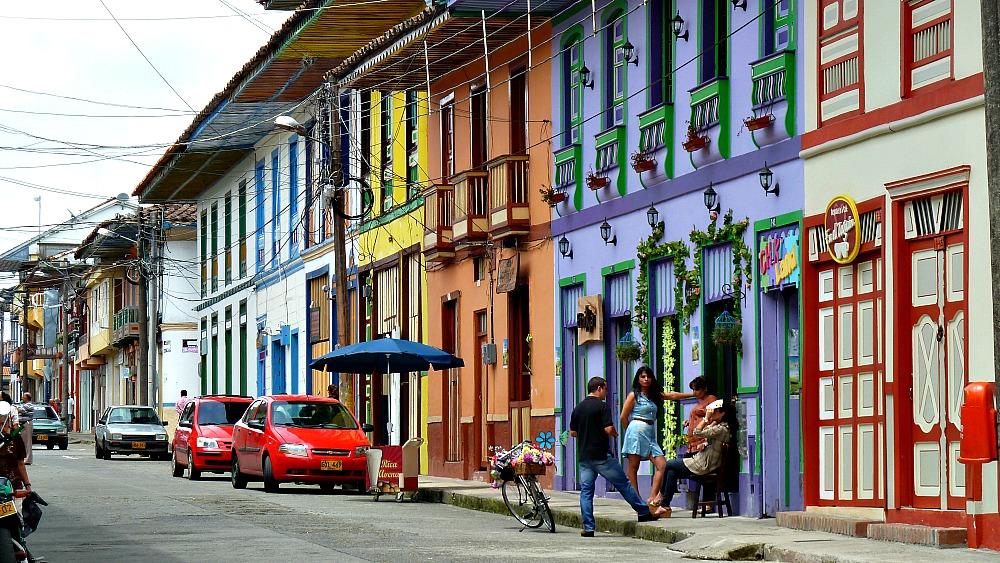 Filandia Eje Cafetero Colombia