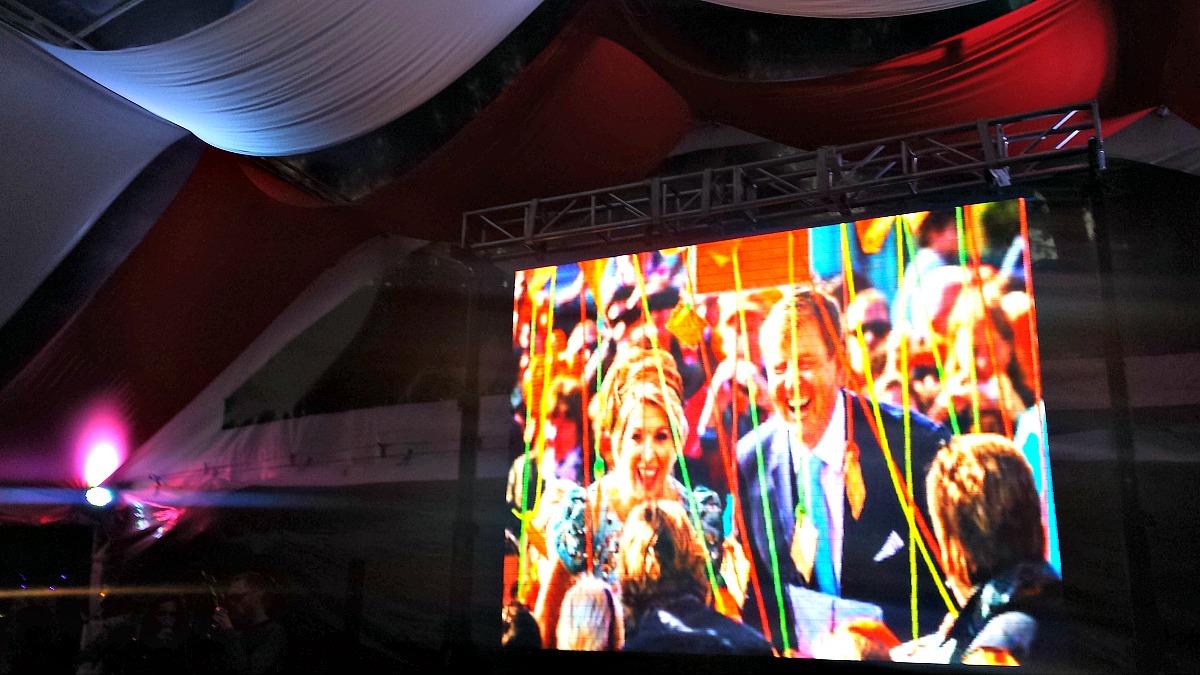 Koningsdag Bogotá 2017