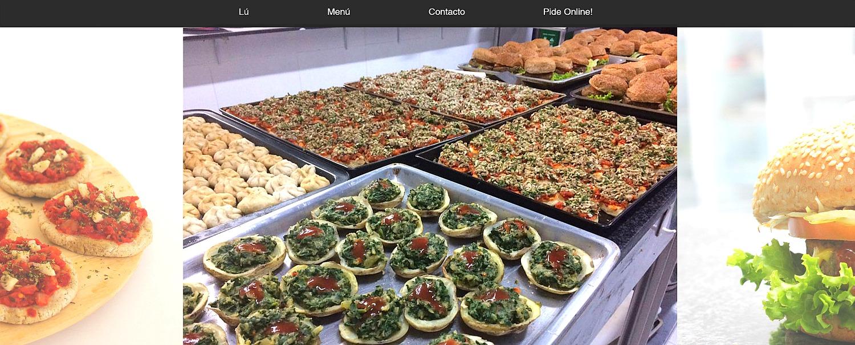 Lú cocina vegana - veganistisch eten in Bogotá