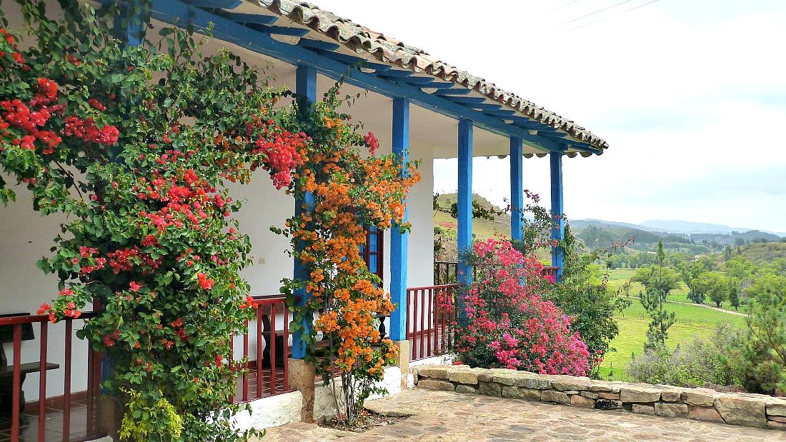 Finca Hotel La Casona de Suanoga - Hotel Colombia