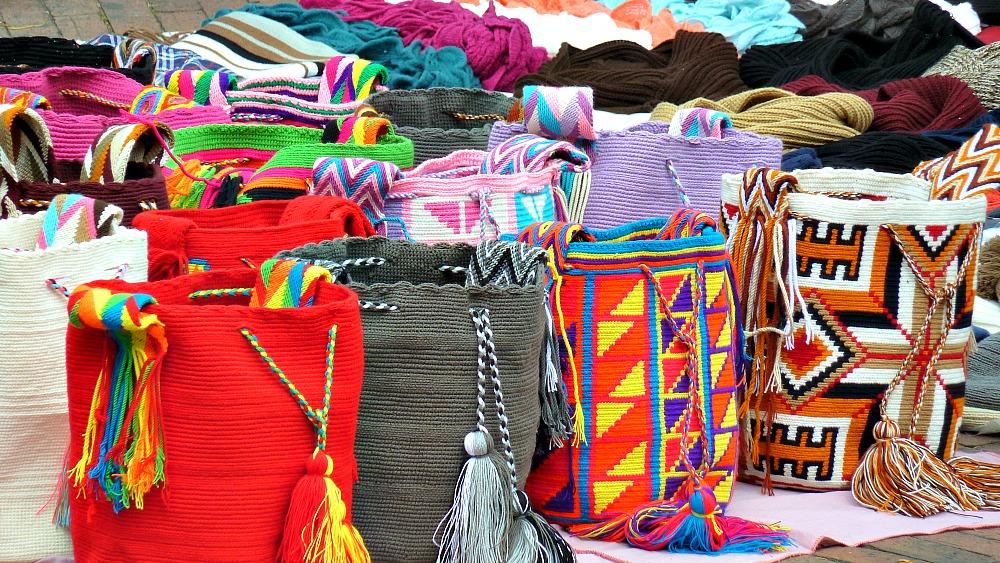 Shoppen in Usaquen Bogotá
