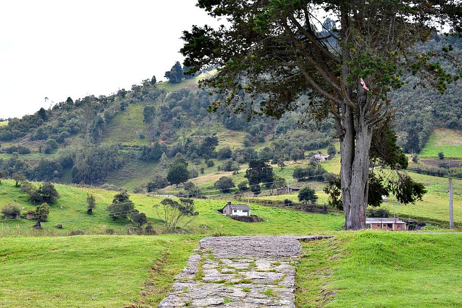 Puente de Boyacá - Monument Colombia