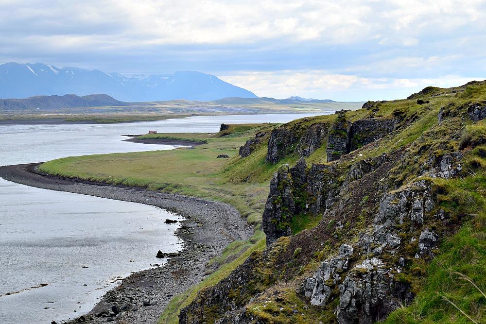 IJsland - Hvítserkur