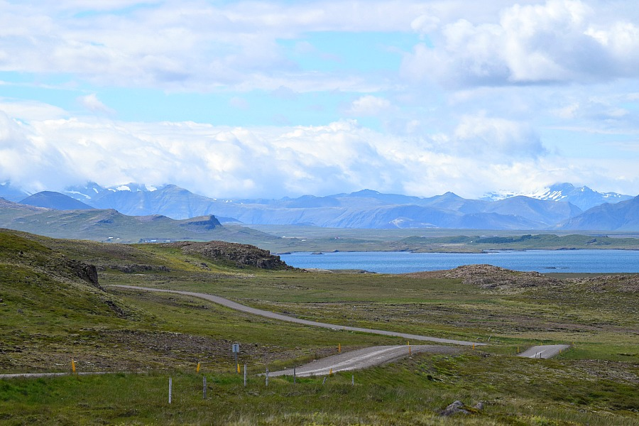 IJsland Súgandiseyjarviti - Breidafjordur