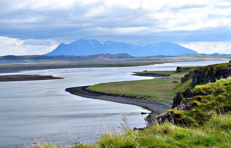 Roadtrip IJsland Vatnsnes