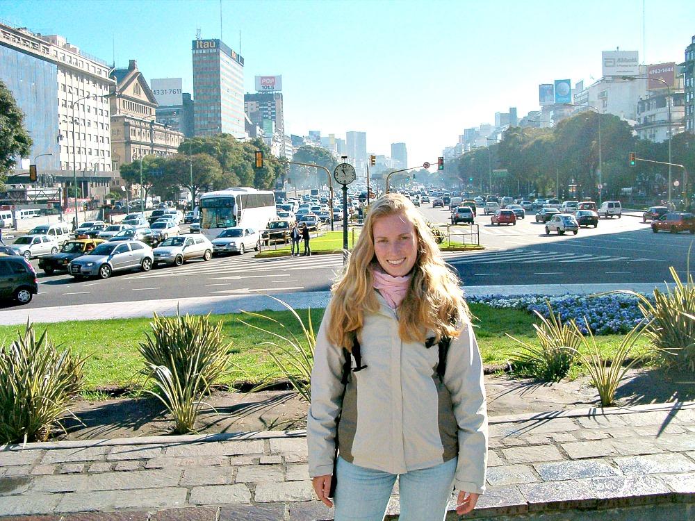 Ik in Buenos Aires