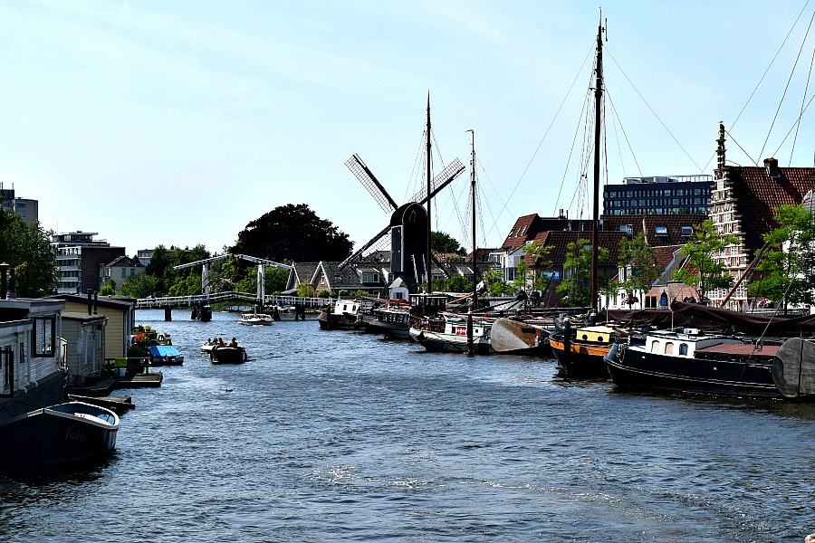 Stedentrip Leiden
