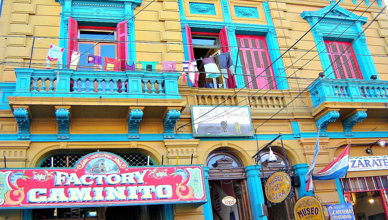 Twee maanden Buenos Aires