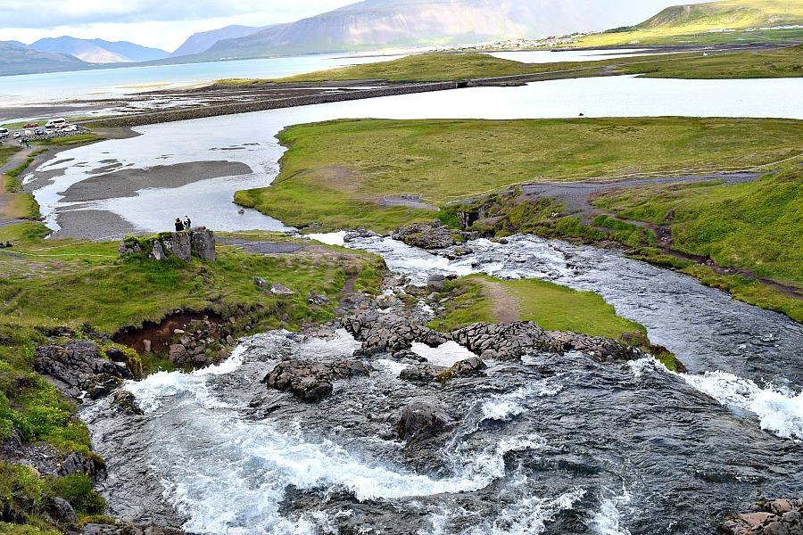 Kirkjufell IJsland