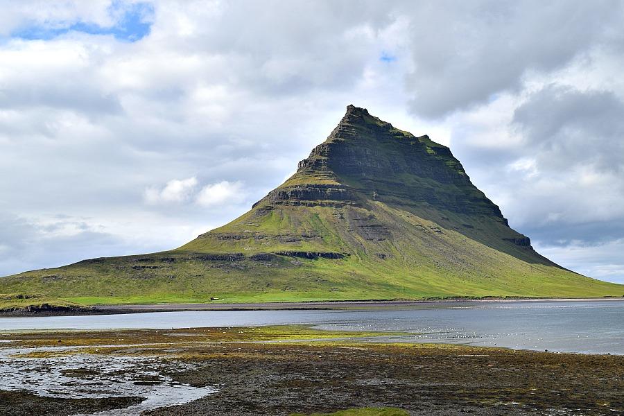 Kirkjefell IJsland