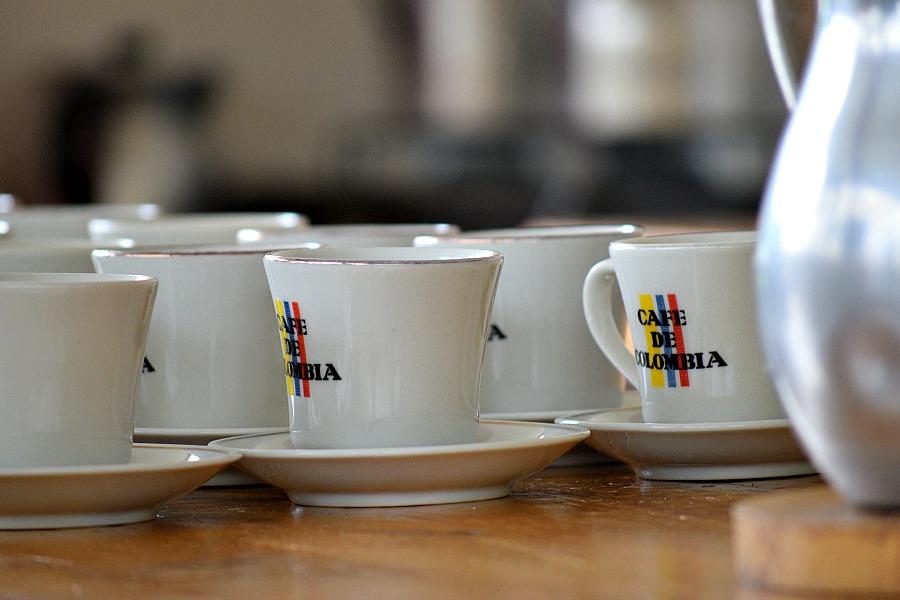 Koffie finca El Ocaso Salento Colombia
