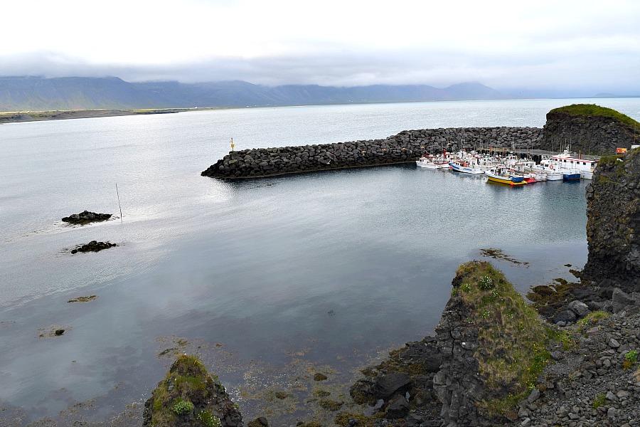 Arnarstapi IJsland