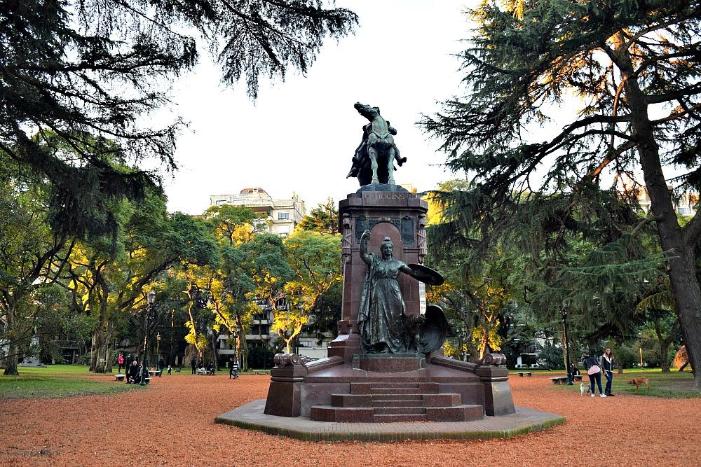 Parken Buenos Aires - PLaza República de Chile
