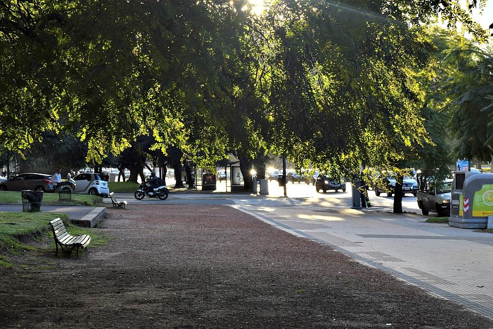 Parken in Buenos Aires