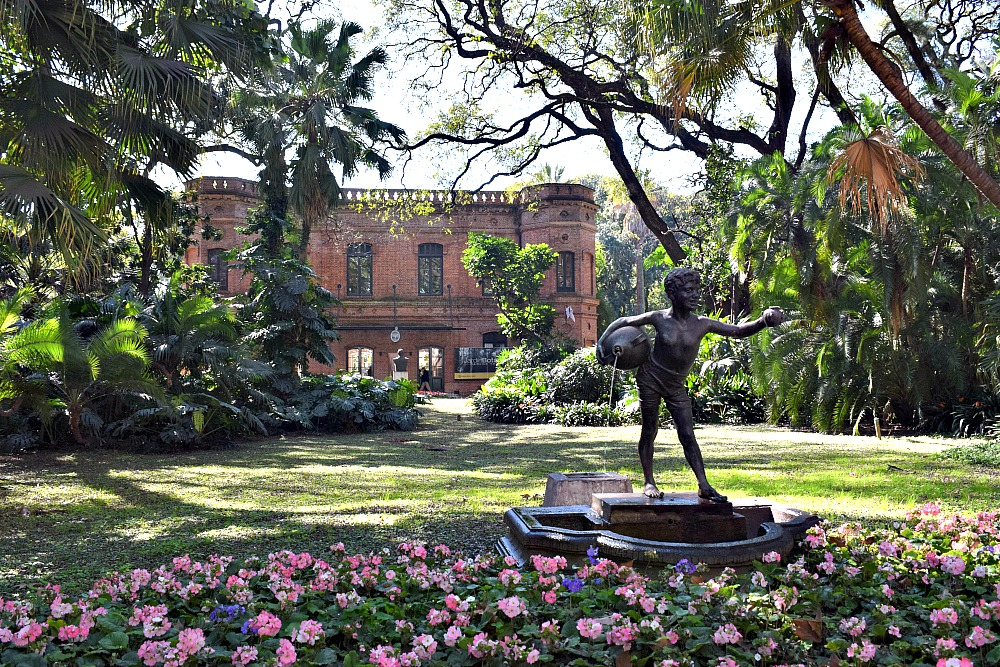 Parken in Buenos Aires - Botanische Tuin