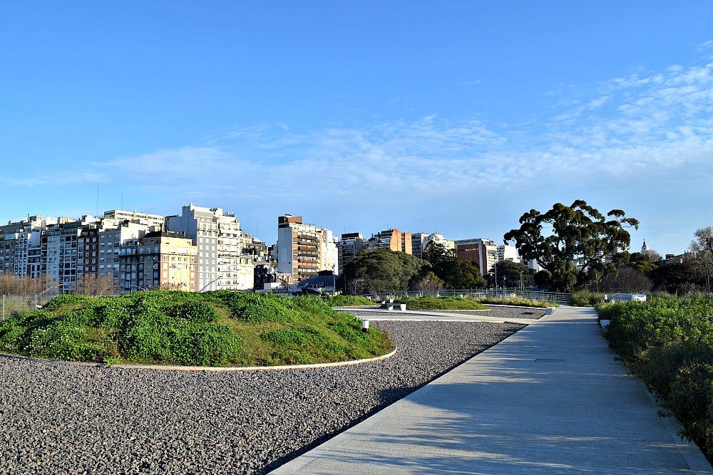 Parken in Buenos Aires - Parque Carlos Thays