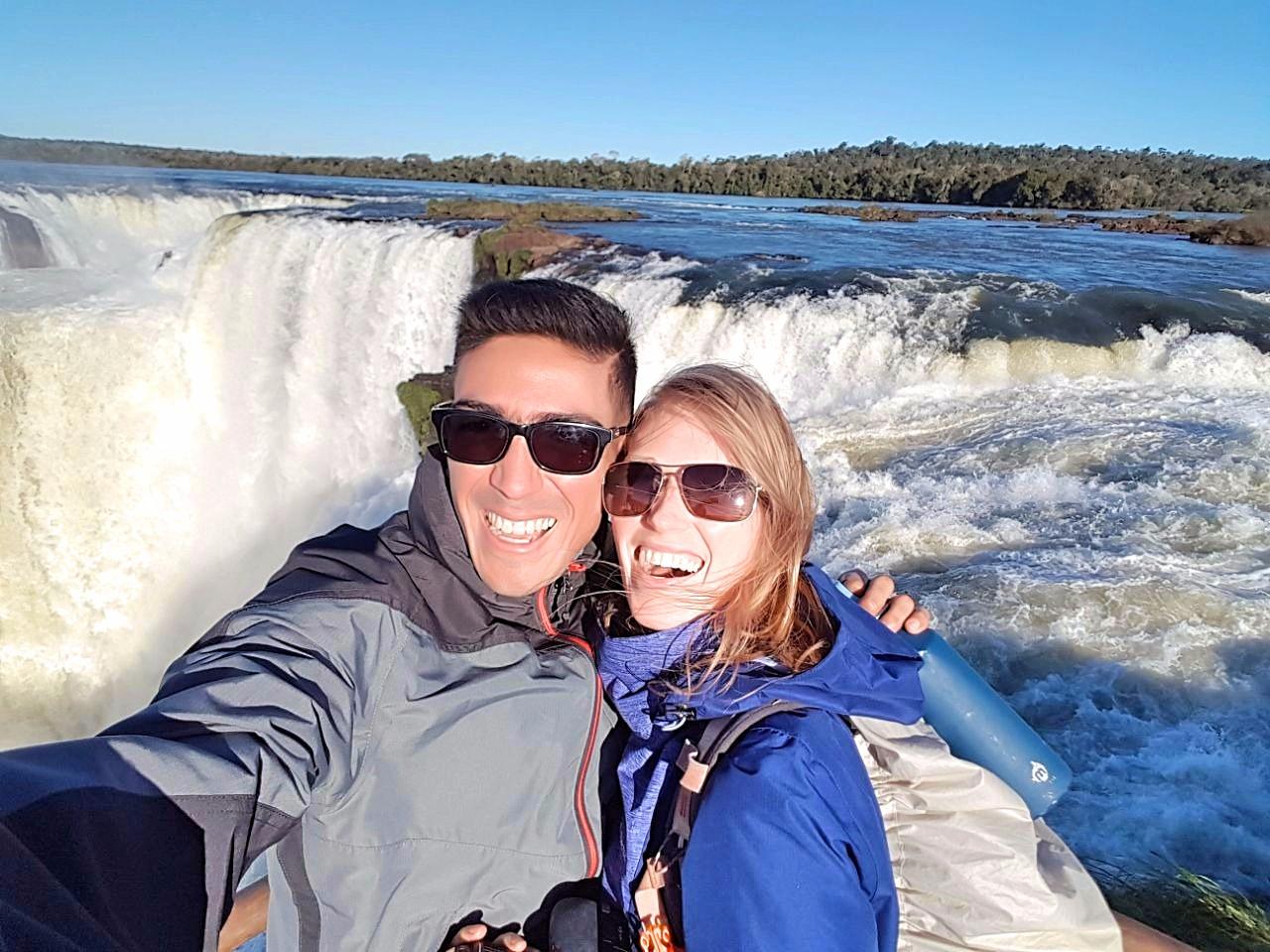 Wij in Iguazu