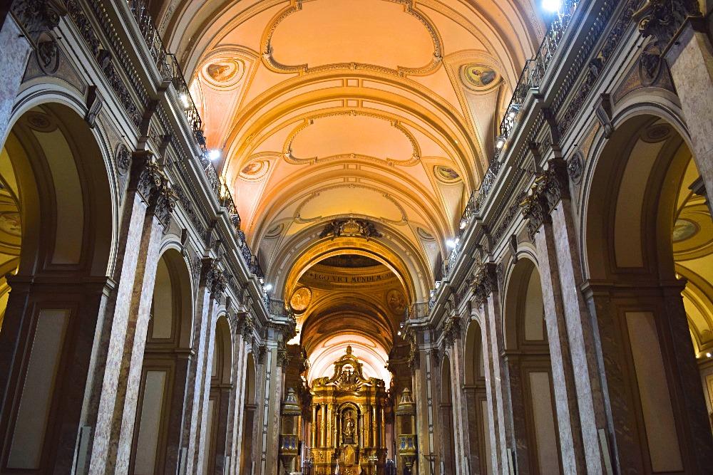Buenos Aires - Catedral Metropolitana