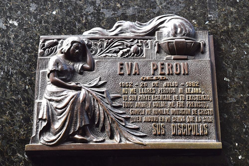 Buenos Aires Cementerio de la Recoleta