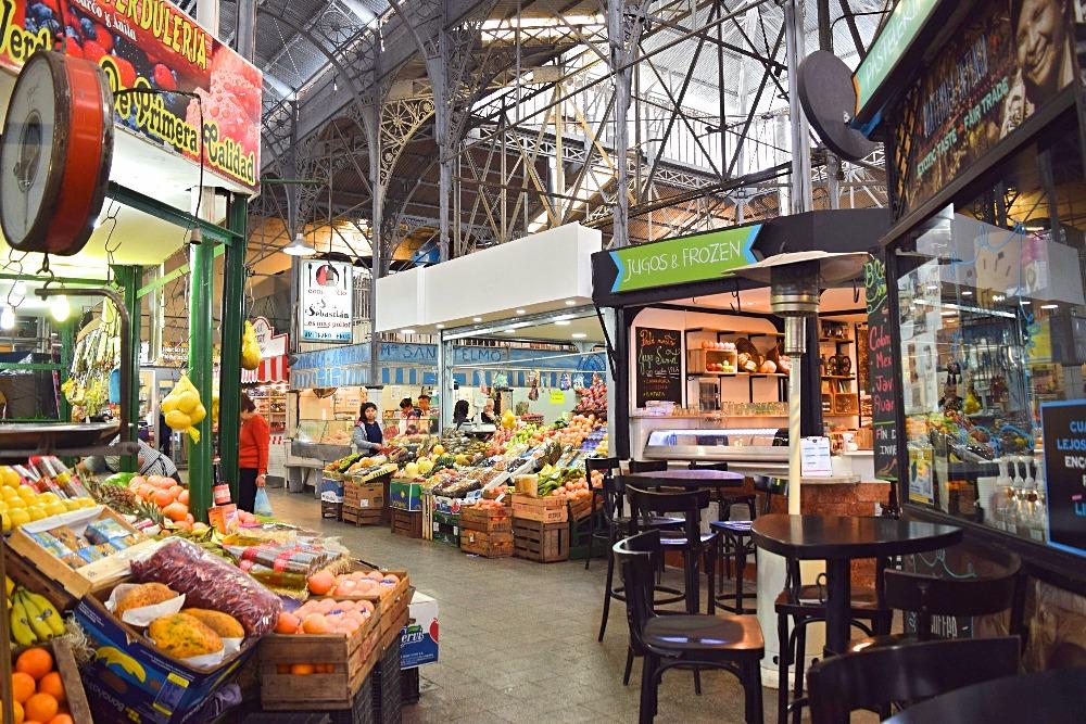 Buenos Aires - Mercado de San Telmo