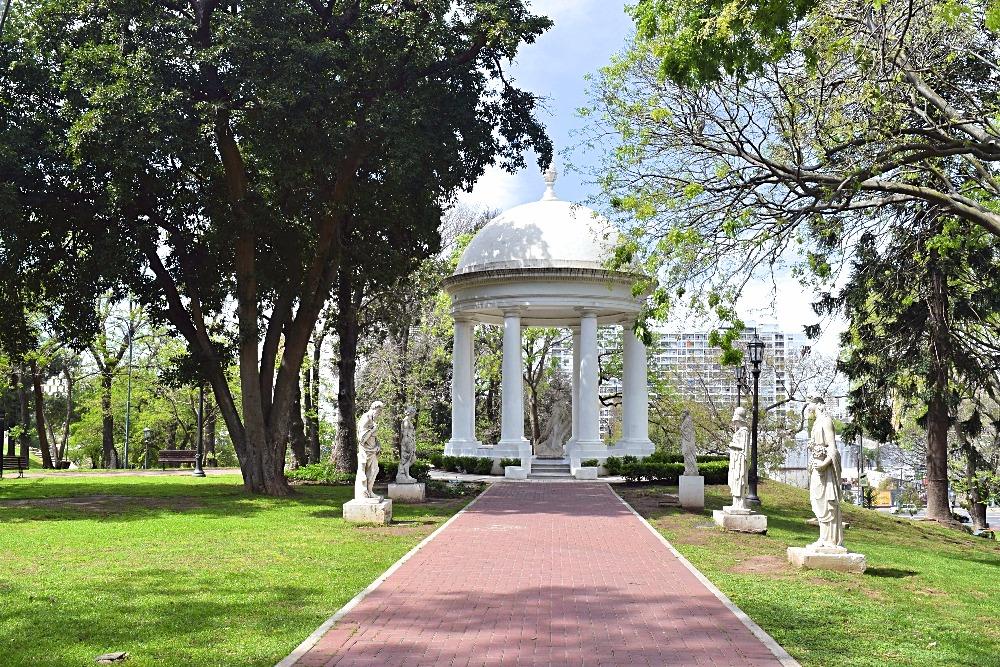 Buenos Aires - Parque Lezama