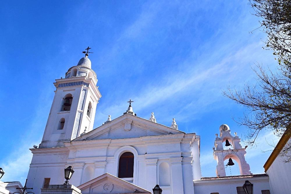 Buenos Aires Recoleta kerk