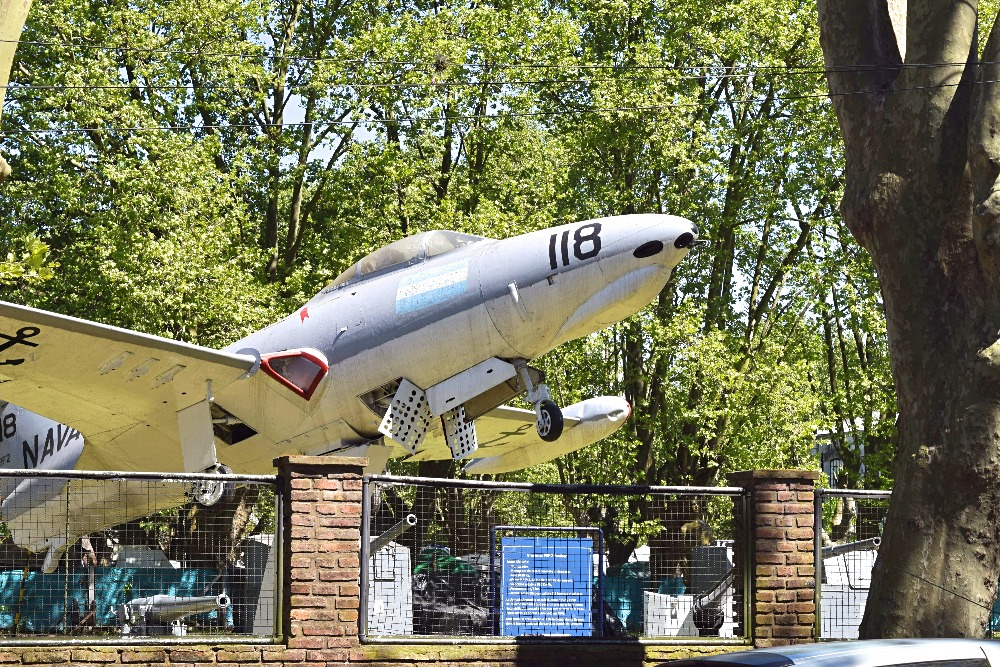Tigre Delta - Museo Naval